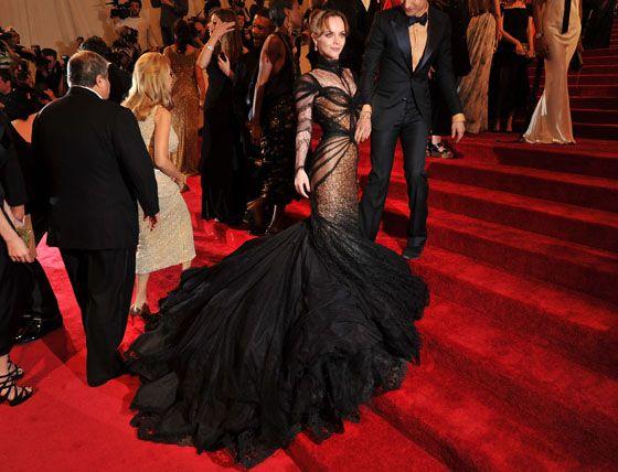 Christina Ricci In Zac Posen – 2011 Met Gala. This dress is a masterpiece!