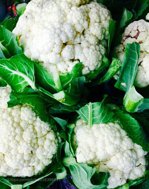 Cauliflower by amnX  IFTTT 500px