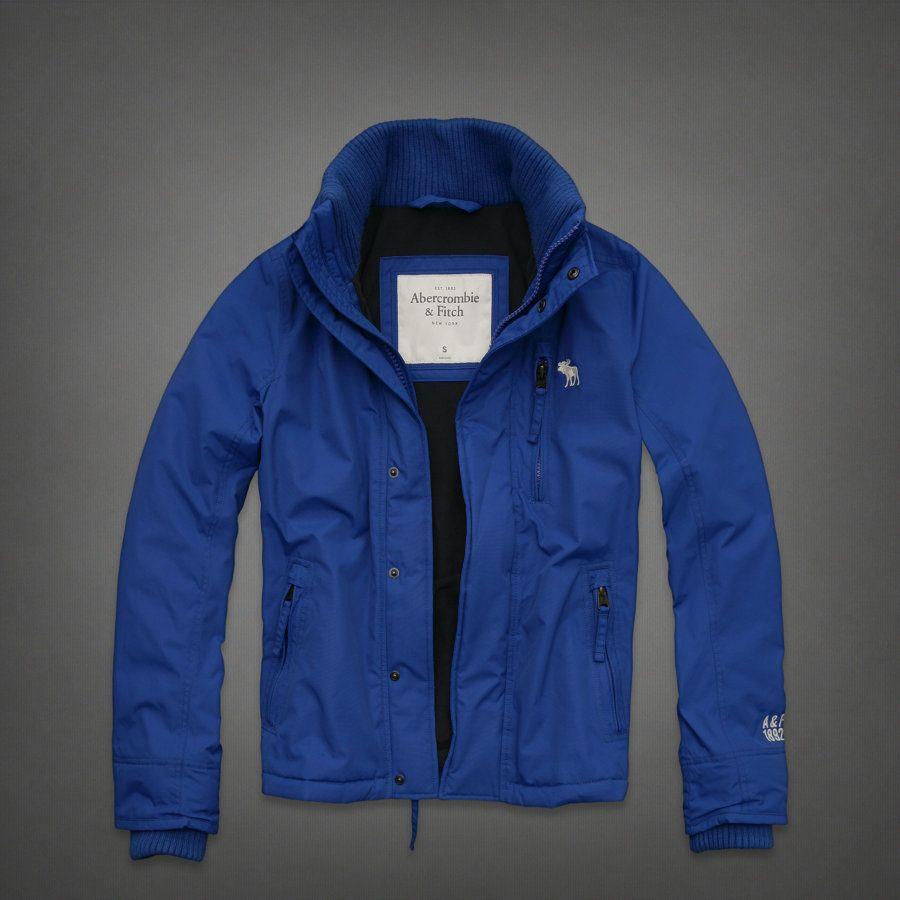 Mens A All Season Weather Warrior Jacket Mens Outerwear Abercrombie Com Ropa Moda Hombre Moda [ 900 x 900 Pixel ]