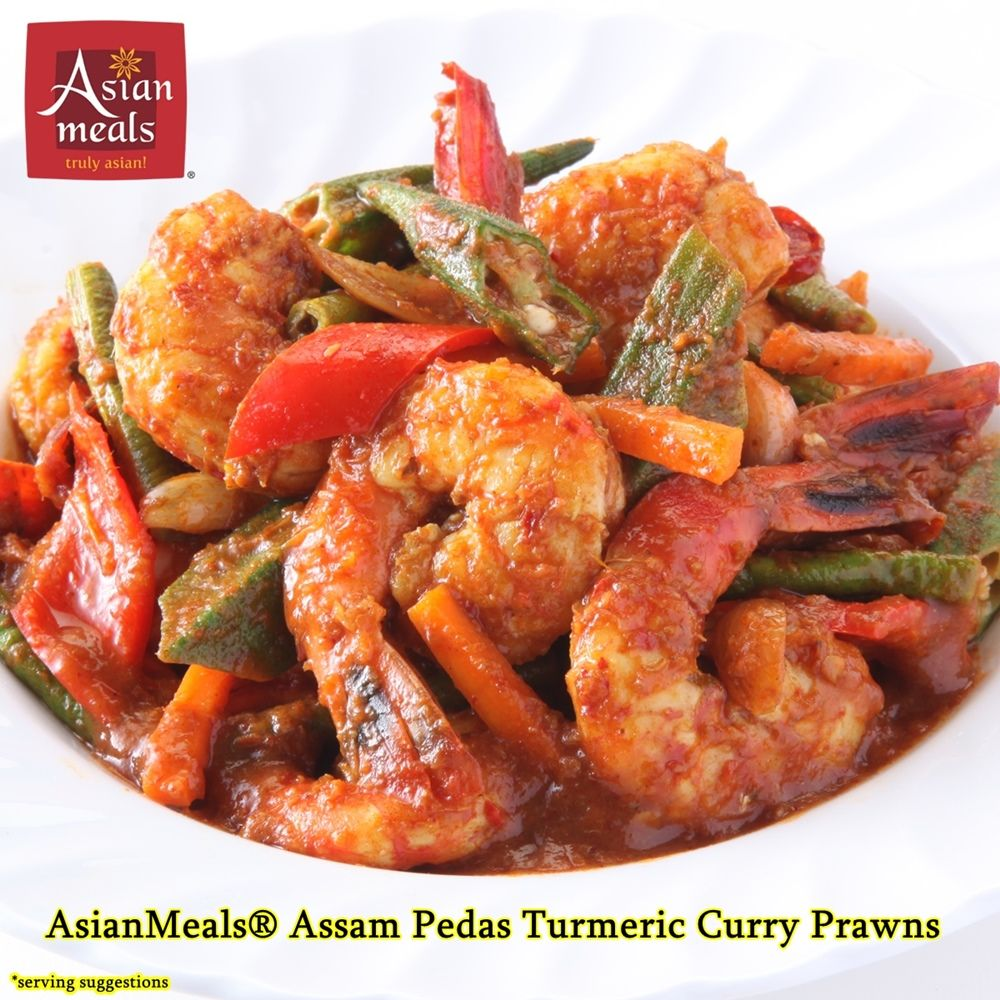 Pin on AsianMeals Assam Pedas