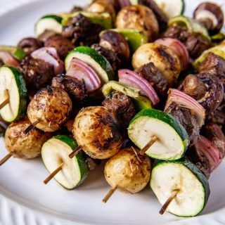 Best Beef Kabob Marinade - House of Nash Eats