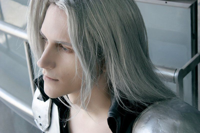 Sephiroth Daydreaming Wow Awesome Cosplay Sephiroth