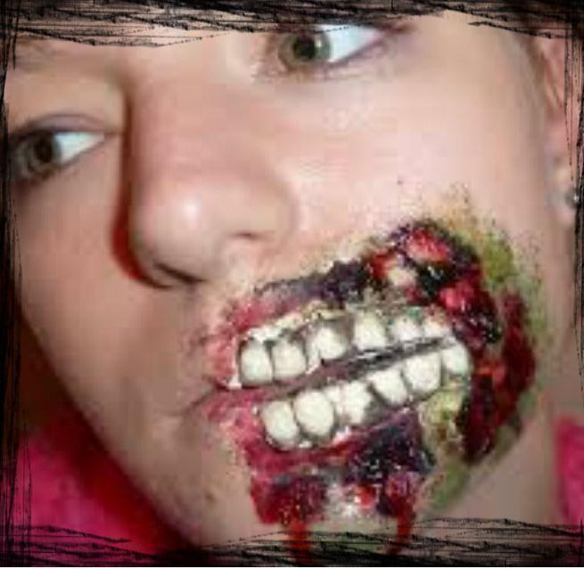 Scary Halloween Makeup Ideas Halloween Makeup Ideas Pinterest - halloween horror makeup ideas