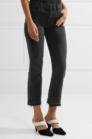 Selena cropped flared jeans J Brand 3RpAEs