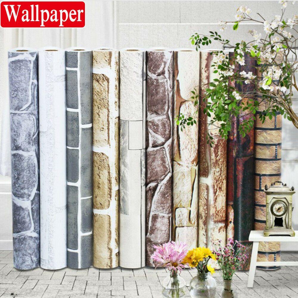 Https Ift Tt 2h7oq7b Kitchen Cabinets Ideas Of Kitchen Cabinets Kitchen Cabinets Wall Decals Living Room Wall Stickers Brick Brick Wallpaper Sticker