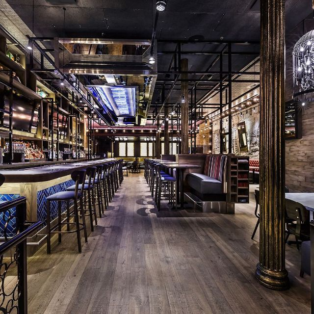 The Madison Bar & Kitchen Restaurant - Chicago, IL | OpenTable | Chicago Restaurants, American Restaurant, Eleven Madison Park
