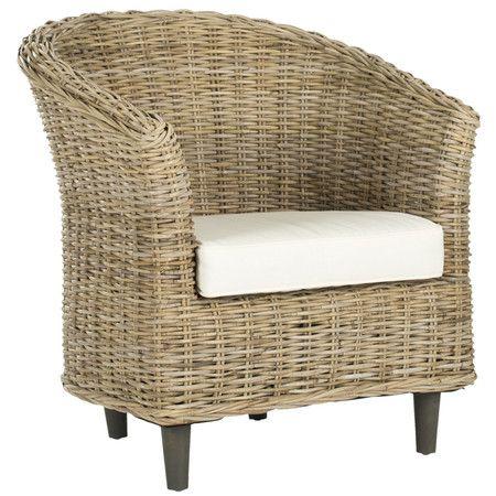 Paule Wingback Chair Barrel Chair Chair Accent Chairs
