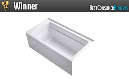 2015 Best Bathtub Reviews - Top Rated Bathtubs. Archer by Kohler tub ...