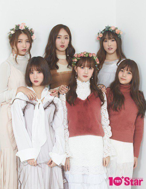 G-Friend exude lovely femininity for '10+ Star'