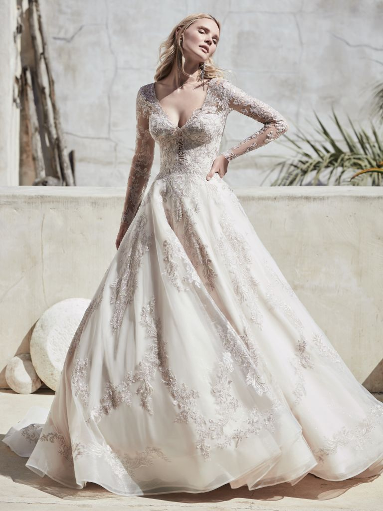 Pin On Sottero Midgley By Maggie Sottero