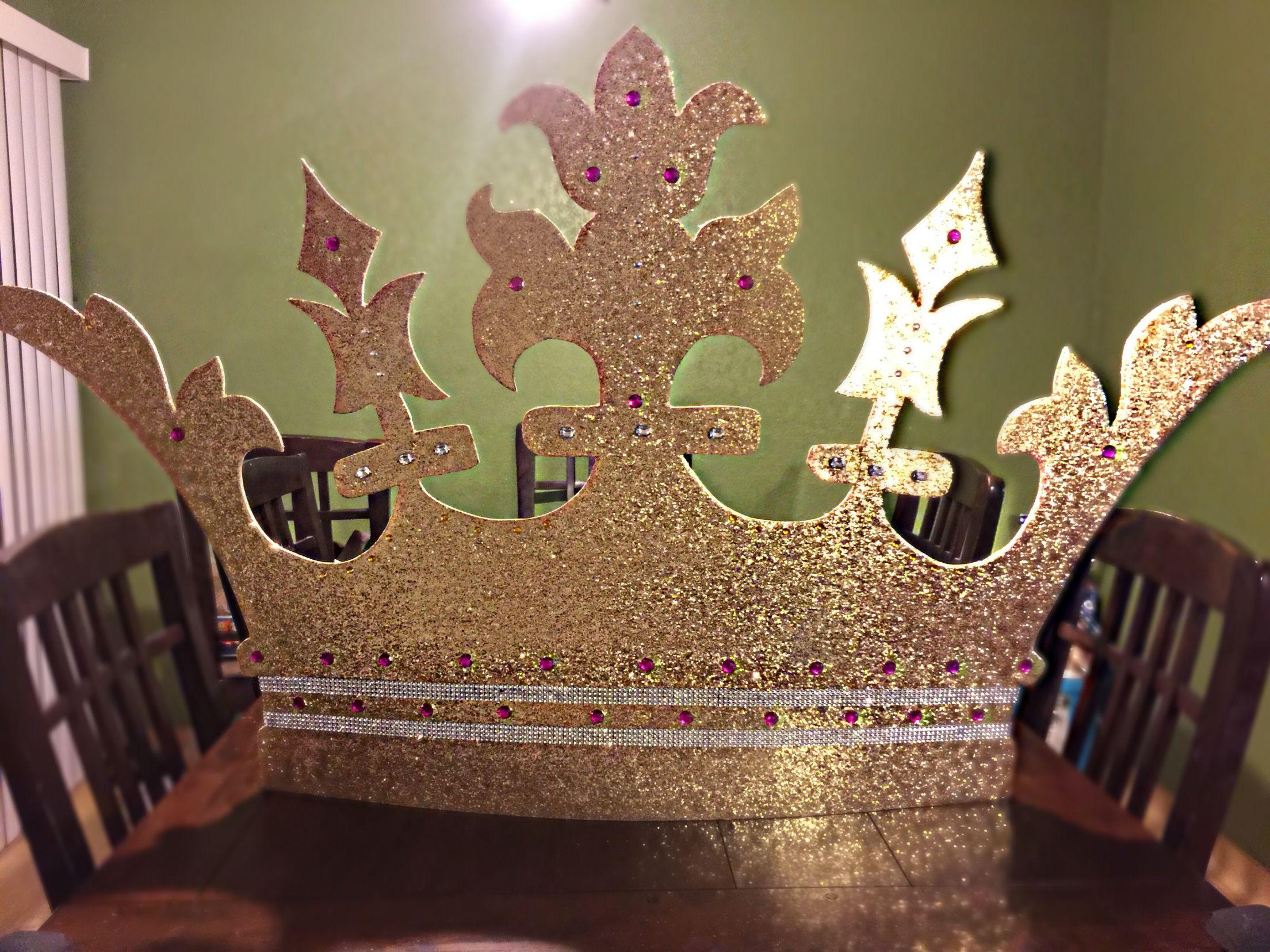 Princess Crown Princess Birthday Party Pink And Gold Princess Party