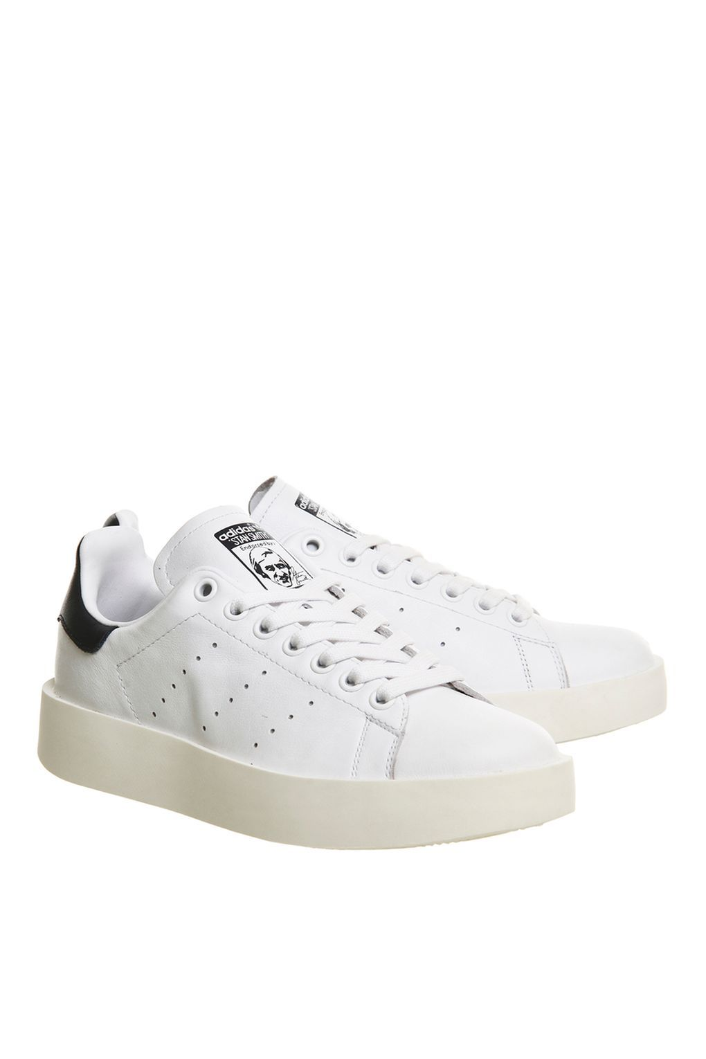 a676ffab9fc Stan Smith Bold Trainers by adidas supplied by Office