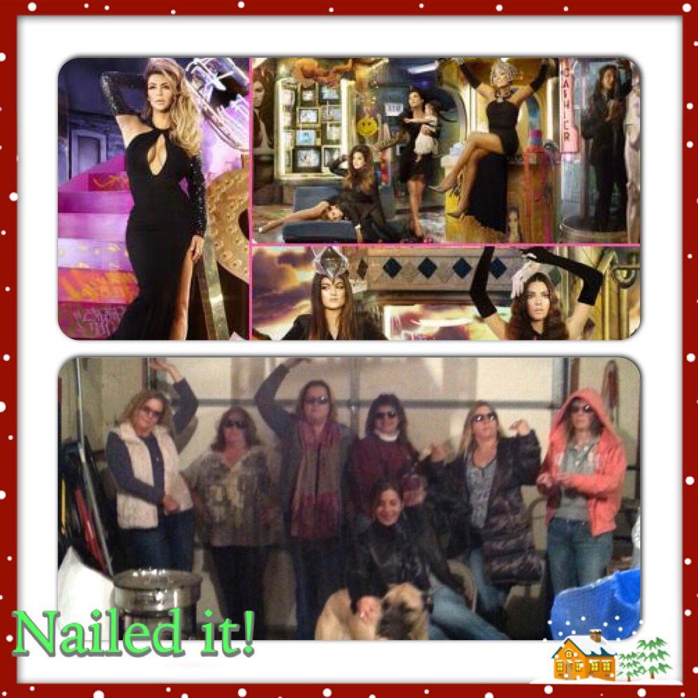 Kardashian Christmas card recreation 2013 | amazing | Pinterest ...