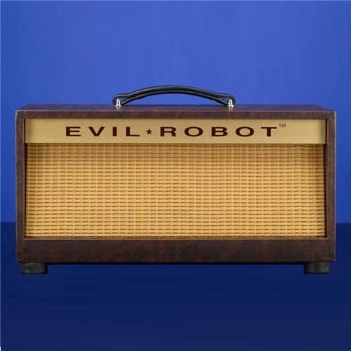 evil robot phil x 214 head handwired amp 2 5 18 30 watts switch able class a cathode. Black Bedroom Furniture Sets. Home Design Ideas
