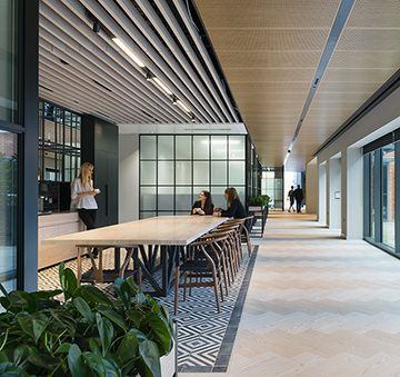Zen Office Design In Corporate Offices Hassell Projects Global Mining And Resources Company