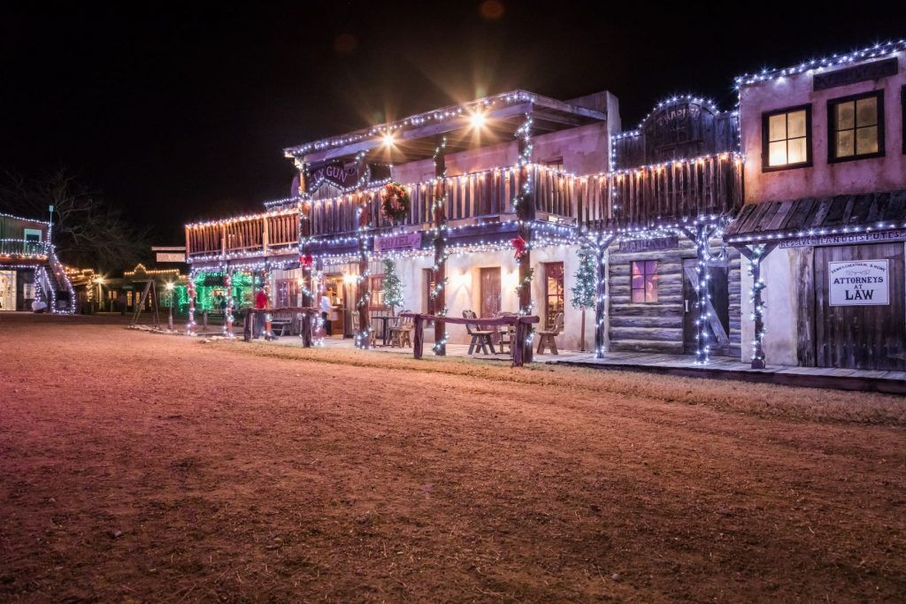 9 Mustsee Texas Hill Country Holiday Light Trails