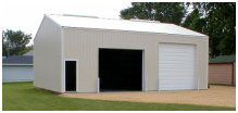 Self Build Garage Kits U0026 RV Garages
