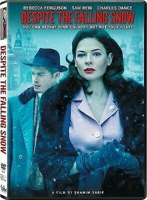 Despite the Falling Snow (DVD, Action, Adventure, Widescreen, 2017, PG-13) New
