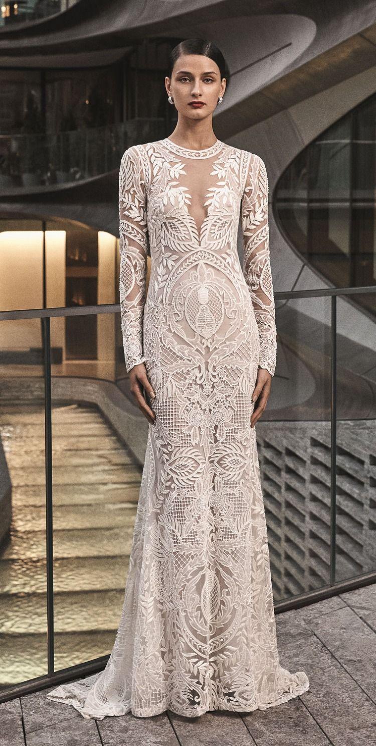 Naeem Khan Wedding Dresses – Fall 2019 Bridal Collection
