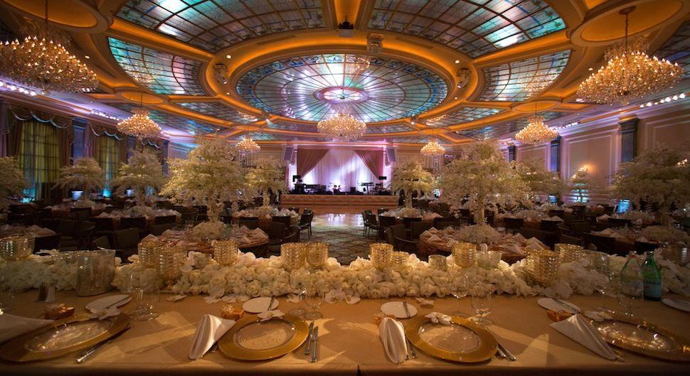 Southern California Wedding Venues Los Angeles Banquet