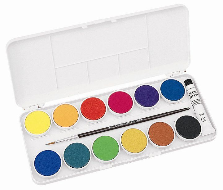 Pin On Watercolor Painting Sets Art Supplies