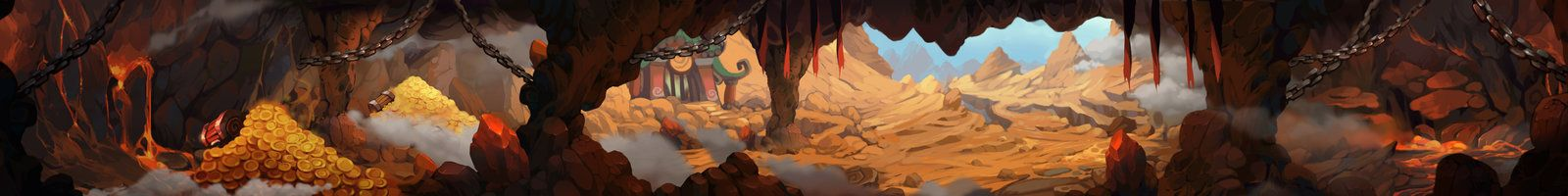 The cave by ATFZ on DeviantArt