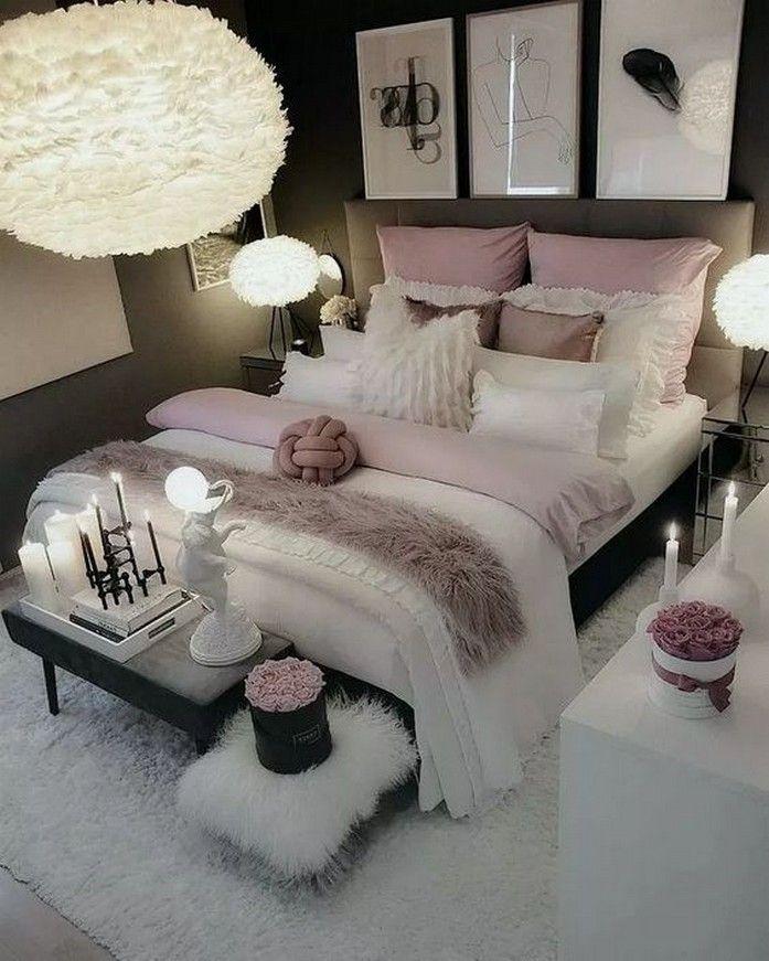 ✓43 Nice Girly Bedroom Decorating Tips for Girl 5 ...