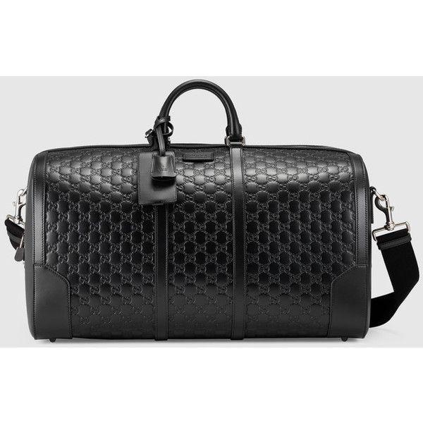 Gucci Duffle bags for Men. | Shop Gucci.com ($2,850) via Polyvore ...