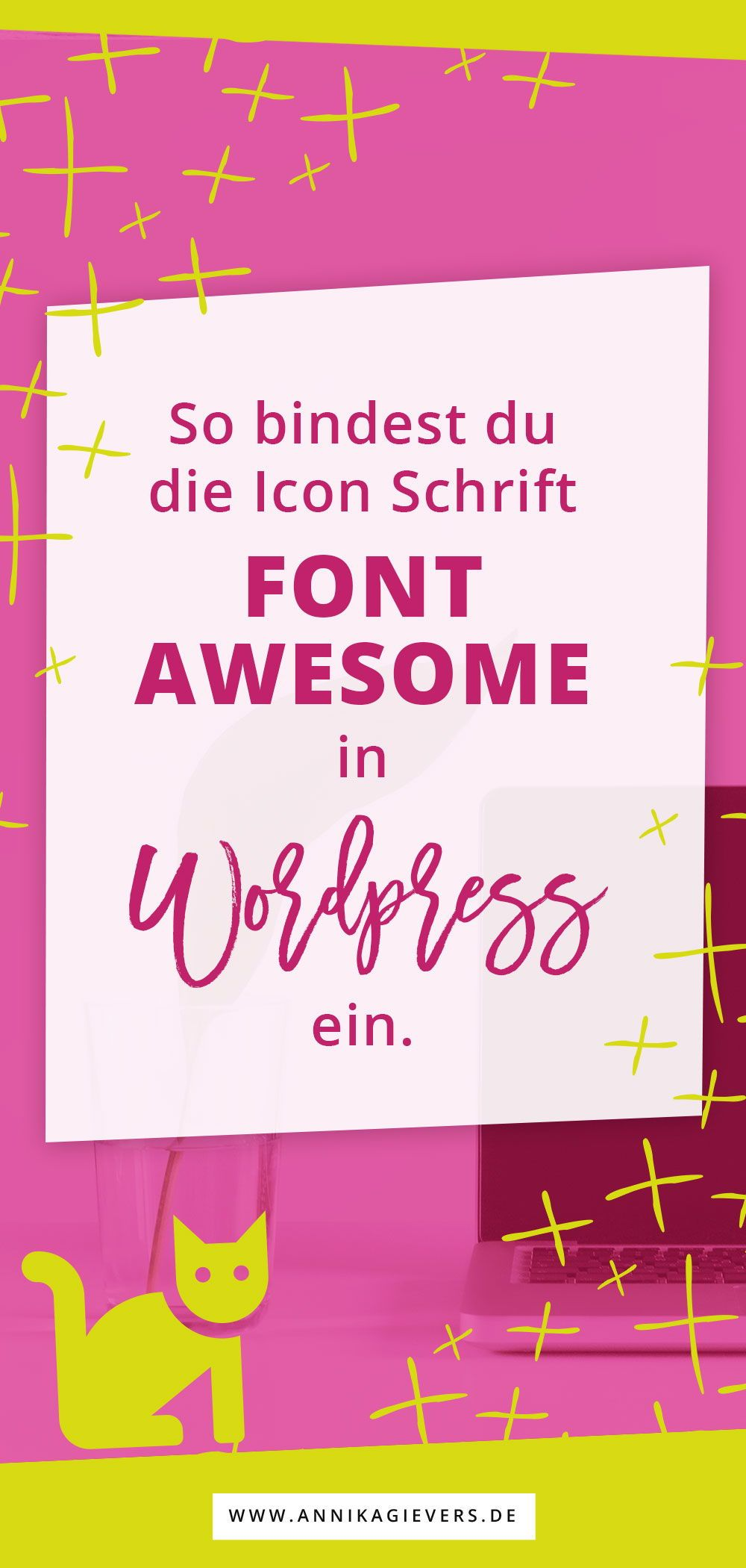 Font Awesome in WordPress installieren So geht's! Blog
