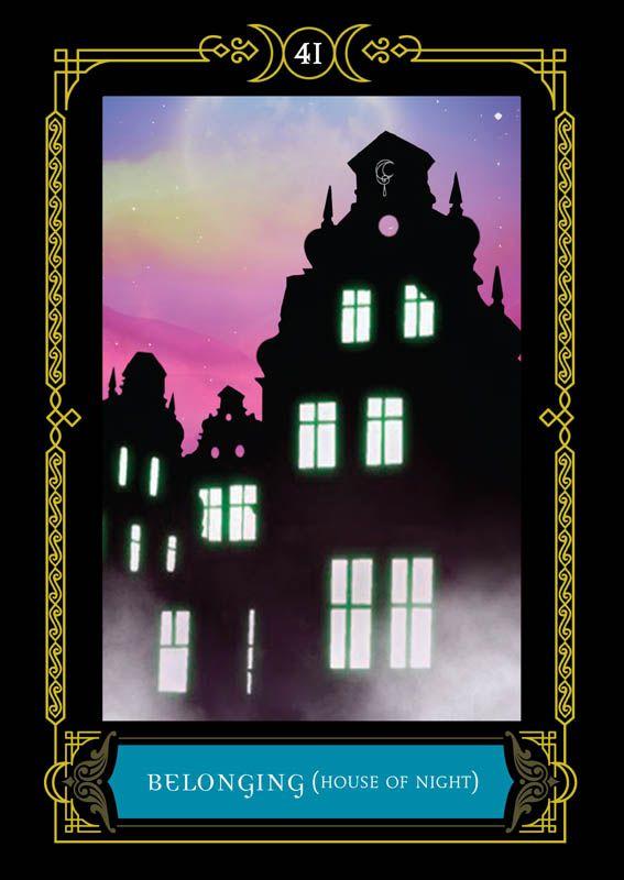 Belonging Hon Colette Baron Reid Oracle Cards Founder Of Oracle School House Of Night Oracle Cards Oracle