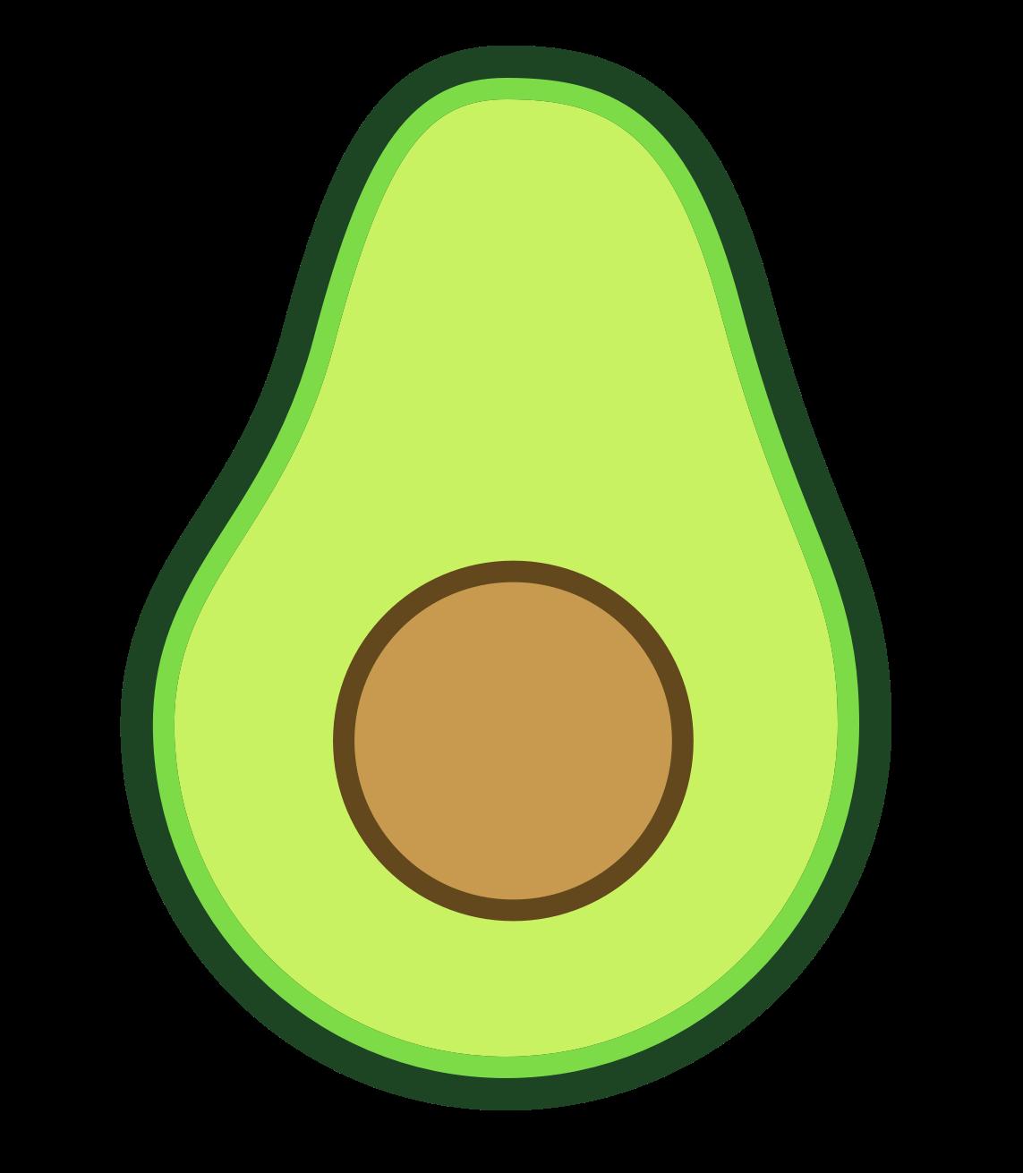 Image result for avocado cartoon images | Projekt ...