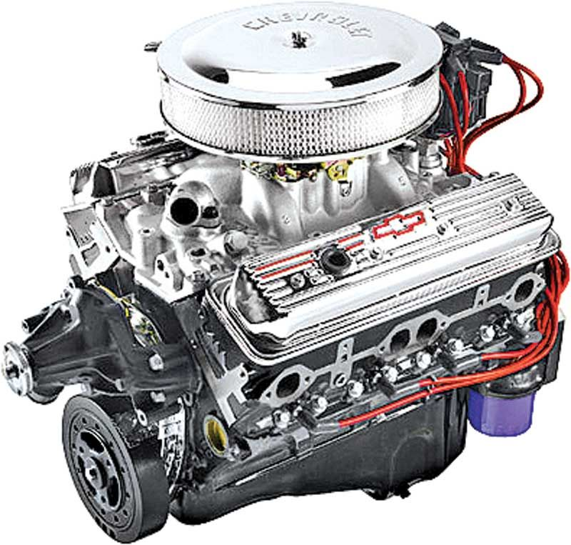 "Sbc Performance Upgrades: Chevrolet 5.7L 350 ""Small Block"" V8 HO Deluxe"