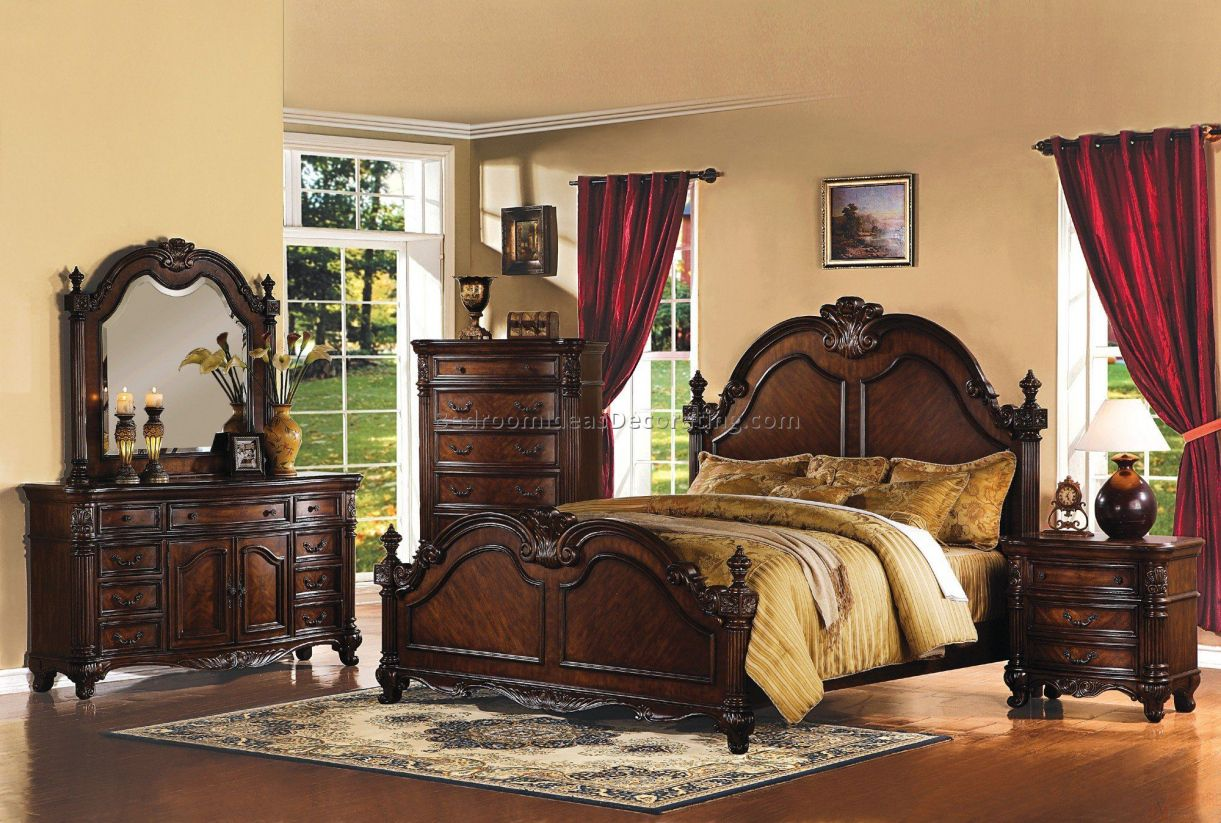 Thomasville King Bedroom Set On And Furniture Glamorous Queen