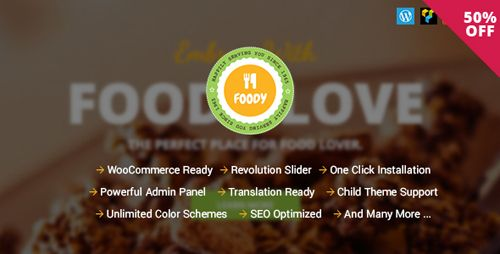 Themeforest foody v130 responsive food recipe restaurantcafe themeforest foody v130 responsive food recipe restaurantcafe wordpress theme free download forumfinder Choice Image