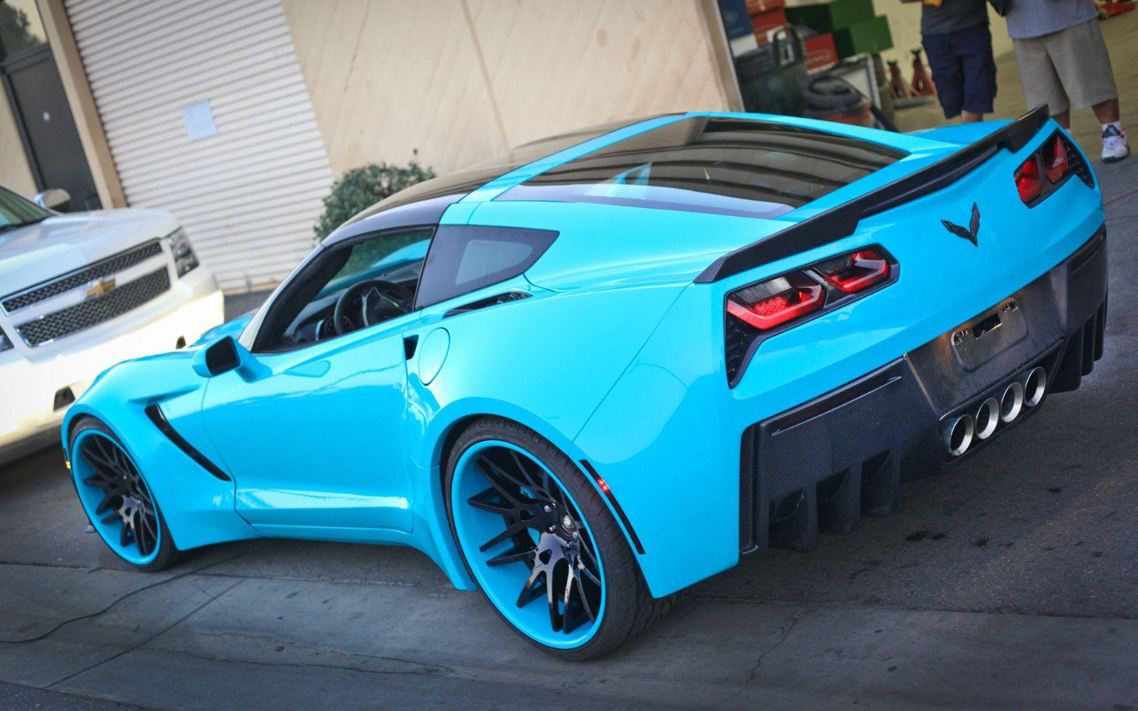 2014 Chevrolet Corvette Stingray Wide Body by New