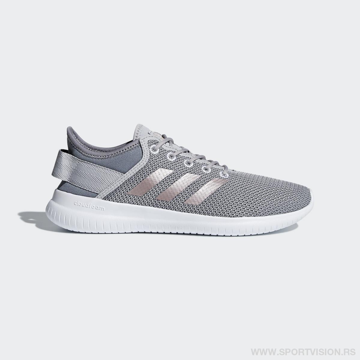 cheap for discount 5ad79 926b6 Adidas cf qtflex w   Gym wear   Adidas sneakers, Adidas ...