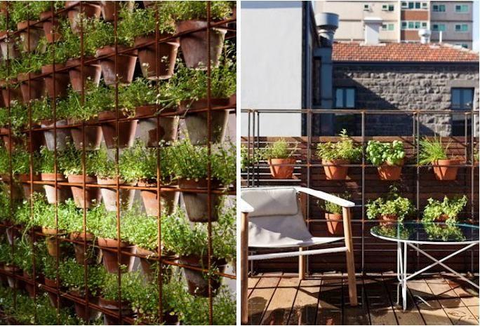 How To Build A Vertical Planter Part - 41: Joost Bakkeru0027s Vertical Gardens