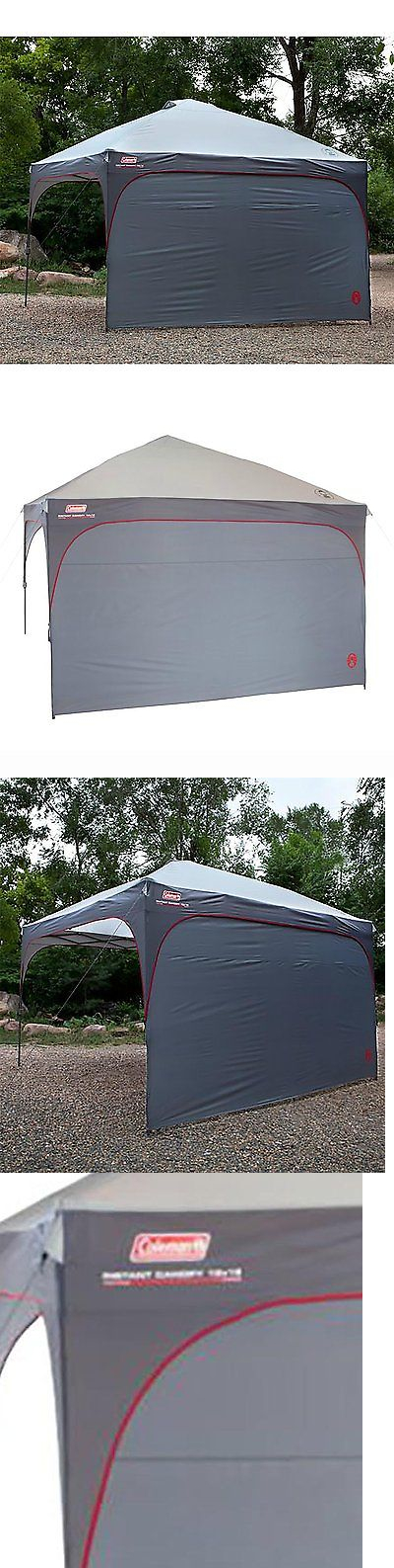 Tent and Canopy Accessories 36120 Coleman Instant Canopy Sunwall Accessory - 12 X 12 - & Tent and Canopy Accessories 36120: Coleman Instant Canopy Sunwall ...