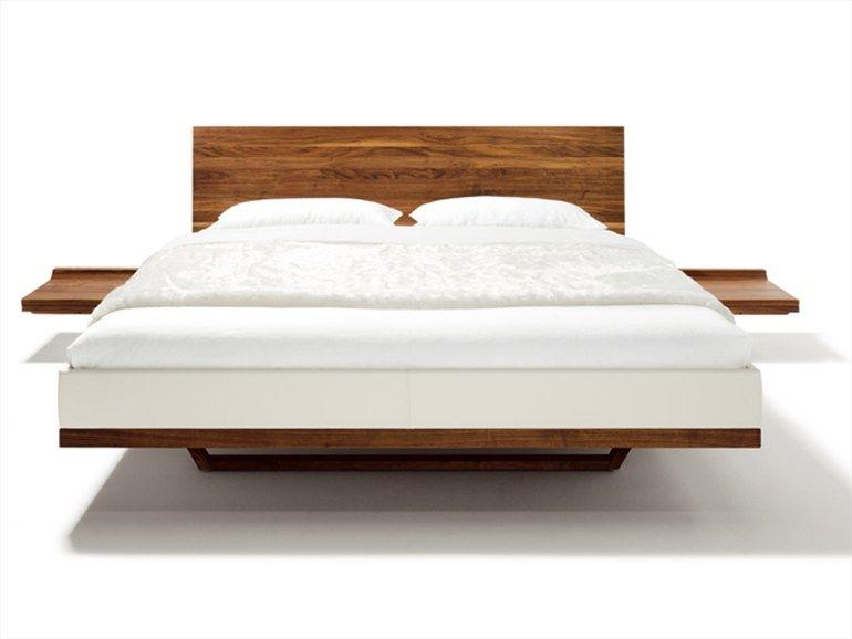 SOLID WOOD BED RILETTO | BED | TEAM 7 NATÜRLICH WOHNEN | Home ...