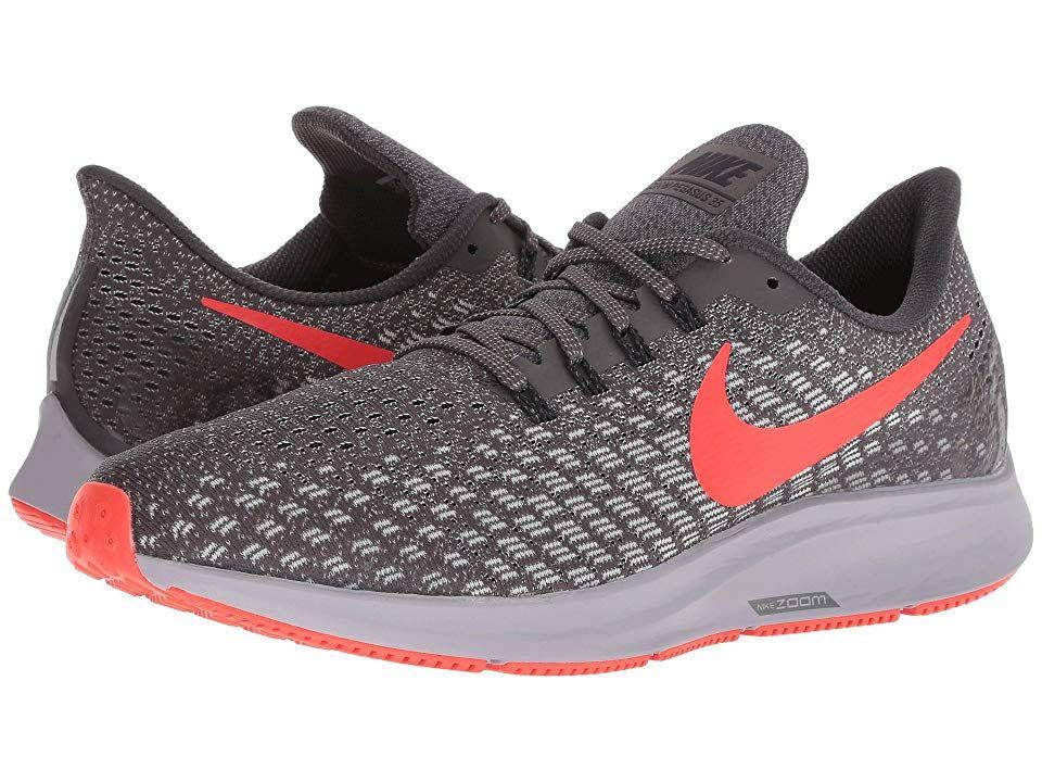 0b7d774c776f Nike Air Zoom Pegasus 35 Men s Running Shoes Thunder Grey Bright Crimson  Phantom