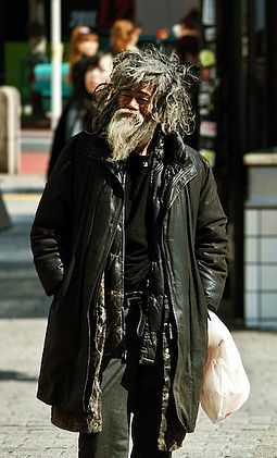 Poverty In Japan People Clothes Post Apocalyptic Costume November Fashion