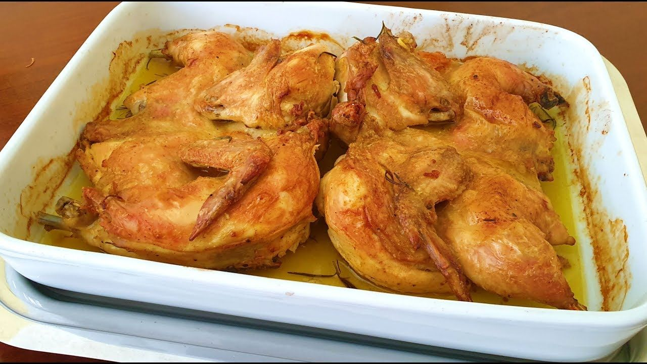 Photo of BAKED CHICKEN, MARINATED WITH SPICES by RITA CHEF.