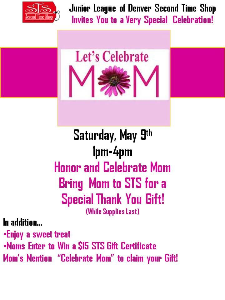 We love Mom, Lets Celebrate her with Great Gifts from  #JLDSecondTimeShop!