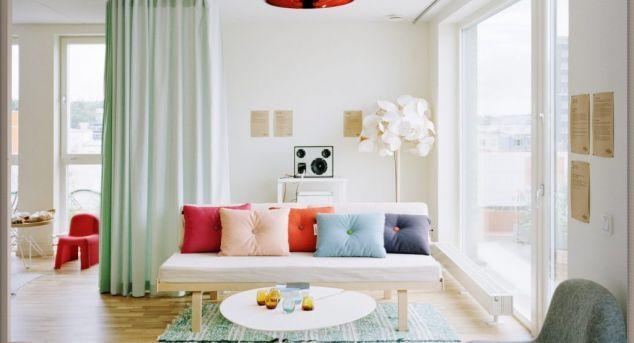 18 Stylish Summer Living Room Ideas Full Of Bright Colors | Living ...