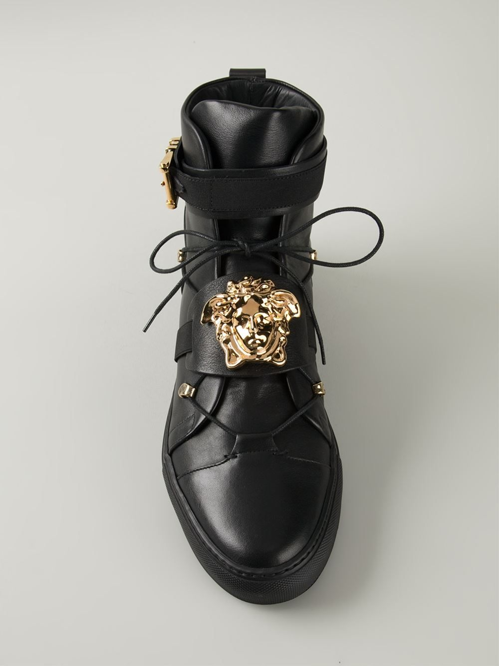45a85deca Versace Medusa Hi-top Sneakers - Elite - Farfetch.com | MEN'S ...