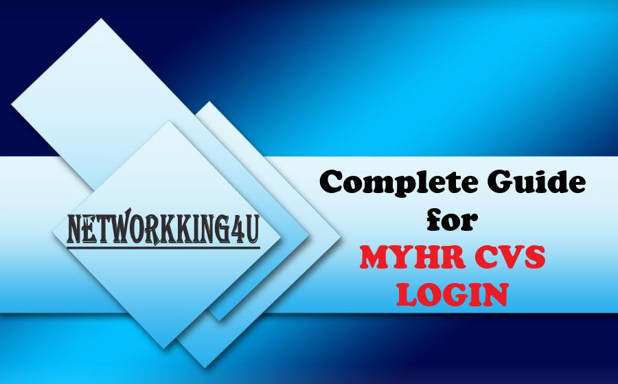 Myhr CVS login in 2020 Cvs, Scheduling tools, Complete guide