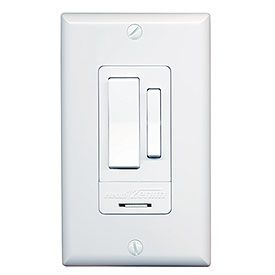 Heath Zenith Wc 6017 Wh Wireless Rf Wall Switch Receiver Home