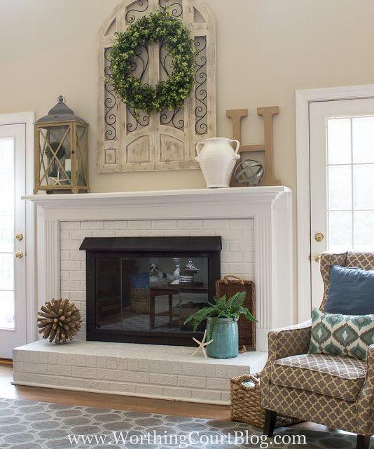 fireplaces mantels