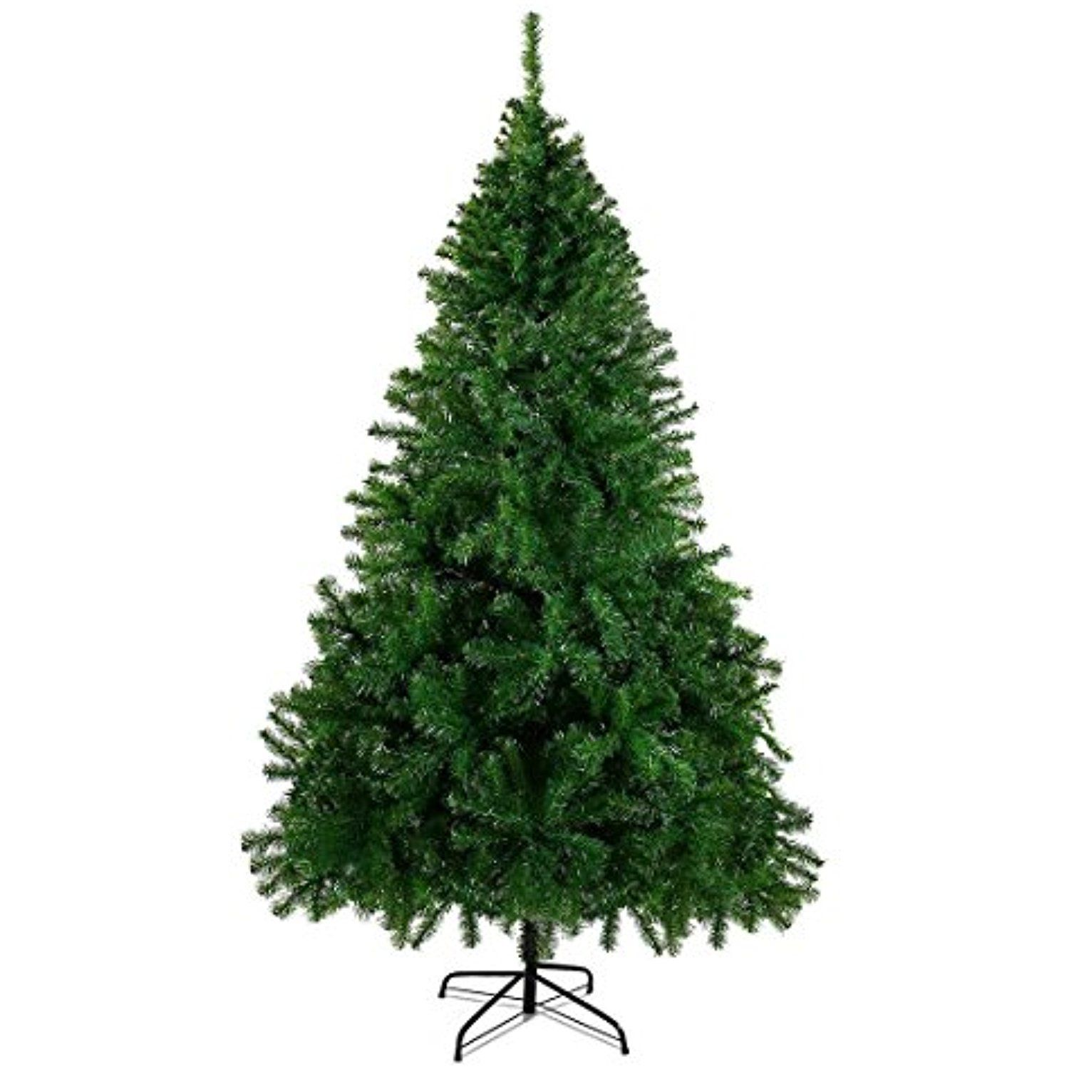 Christmas Tree Cheerson 7 5 Ft Easy Assembly Artificial Christmas Tree Ever Green With Stan Pine Christmas Tree Best Artificial Christmas Trees Christmas Tree