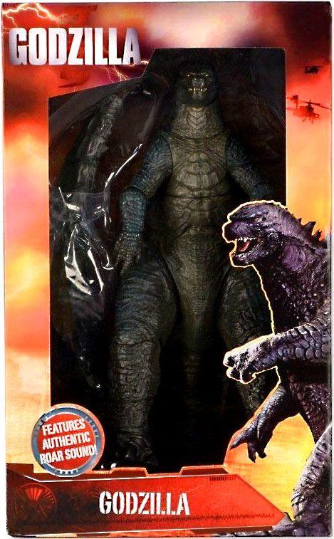Godzilla 2014 Head to Tail Action Figure Neca GODZILLA